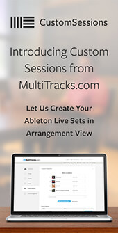 Ableton Custom Sessions